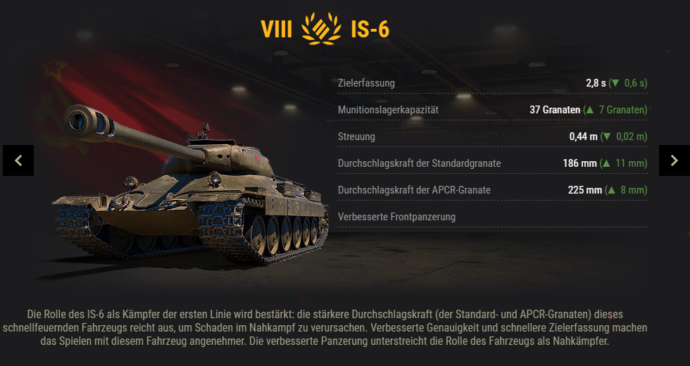 wot is 6 matchmaking